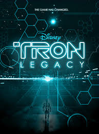 fan movie poster art tron legacy looper