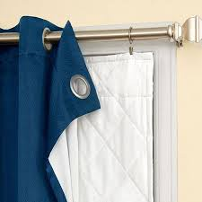 Curtains For Drafty Windows Another Temporary Option For The Colder Months Of The Year Is To