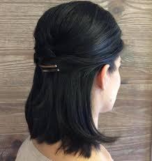 upsweep for medium length hair 50 hottest prom hairstyles for short hair