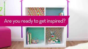 design with tape how to transform a bookshelf into a kids