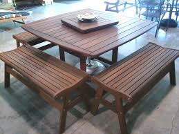 Wood Patio Furniture Plans Patio Ideas Wood Outdoor Furniture With Cushion Outside Wooden