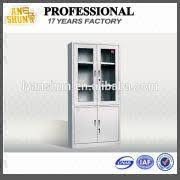 steel cupboard metal file cabinet glass door locker global sources