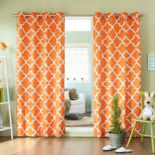 Orange And Brown Curtains Orange Curtains Living Room Burnt Orange Curtains Living Room And