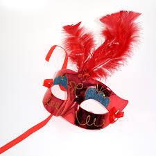 feather masks wholesale 50pcs lot led flash feather masks festival party