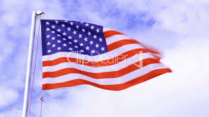 Waving American Flag Usa Flag Waving In The Wind Royalty Free Video And Stock Footage
