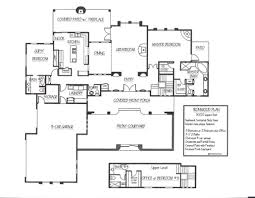 sample floor plans sample floor plans prescott builders of az llc