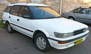 1995 toyota corolla station wagon 1989 corolla alltrac wagon right drive from