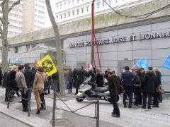 banque populaire loire et lyonnais siege social les salarié es de la banque populaire en grève le mardi 6 mars