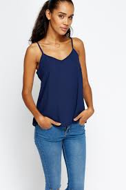 silky cami top just 5