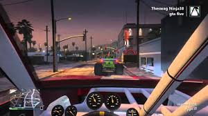 monster truck crash video gta 5 online funney monster truck crash youtube