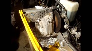 snowmobile chaincase oil change youtube