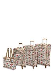 Lily Bloom Lily Bloom Luggage Collection Tweety Twigs Belk