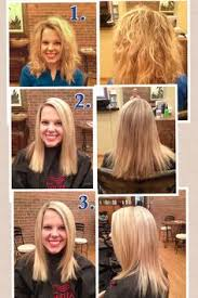 brazilian blowout results on curly hair brazilian blowout results brazilian blowout pinterest