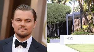 Leonardo Dicaprio Home by Leonardo Dicaprio Renting His Palm Springs Home Abc7chicago Com