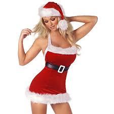santa dress velvet santa dress malltop1