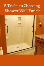 Acrylic Bathroom Wall Panels How To Compare Grout Free Shower And Tub Wall Panels Shower Tub