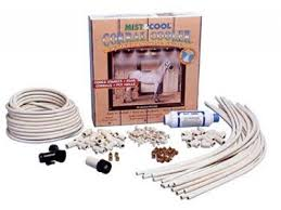 Patio Misting Kits Misting Systems U0026 Misting Fans By Leading Us Manufacturer Mist