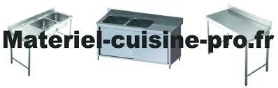 meuble inox cuisine pro matériel cuisine pro fr tables inox plonges inox mobilier inox
