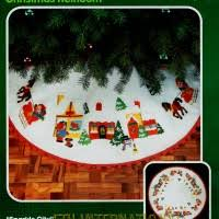 bucilla felt tree skirt kits page 3 of 3 fth