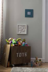 make this diy toy box u2013 the home depot blog