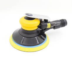 pneumatic tools air random orbital sander 6 inch 150mm 15 holes