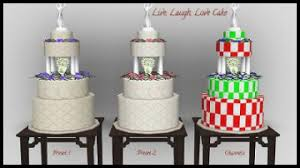 wedding cake the sims 4 sims 4 wedding cake inspirational mod the sims wedding cakes