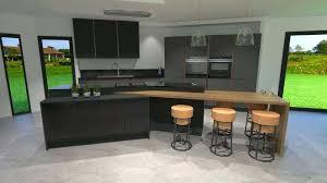 deco salon cuisine ouverte modele deco cuisine stunning idee deco cuisine moderne ideas