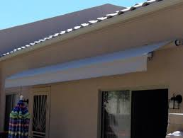 enjoy the convenience of retractable awnings in phoenix arizona