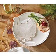mud pie fall thanksgiving collection raised turkey serving platter