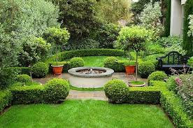 garden design with natural front yard exterior beautiful landscape