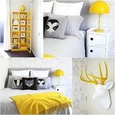 deco chambre gris et jaune emejing chambre jaune blanc gris gallery design trends 2017