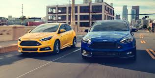 2017 ford focus st unstoppable performance ford com
