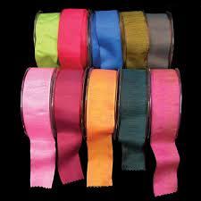 taffeta ribbon wired shiny taffeta ribbon solids ribbon