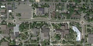 Google Maps Wisconsin by The Amazing World Of Roundabouts Seh