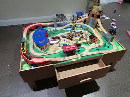 imaginarium classic train table with roundhouse imaginarium classic train table with roundhouse rideau imaginarium
