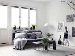 white interior homes a black and white interior done right nordicdesign