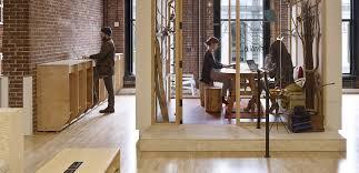 Portland Office Furniture by Airbnb U0027s Portland Office Domus