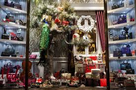 nyc holiday window displays you have see official guide