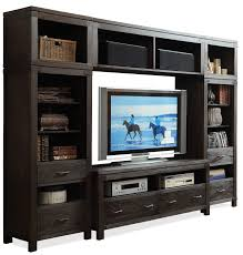 Bobs Furniture Kop by Riverside Furniture Promenade Entertainment Wall Unit Ahfa