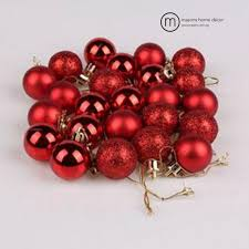 palline baubles tree balls masons home decor