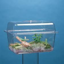 aquarium terrarium plastic 1 1 2 gal carolina com