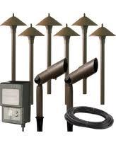 Landscape Lighting Kits Deal Alert Low Voltage Outdoor Lighting Kits