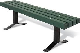 Commercial Outdoor Benches Wood Outdoor Bench For Sale At Builtrite Bleachers Com