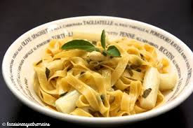 cuisiner asperges fraiches recette de tagliatelles aux asperges blanches recettes diététiques