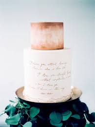 wedding quotes on cake watercolor wedding cakes for your artsy wedding