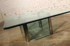 Chrome And Glass Coffee Table Glass Chrome Coffee Table Square Gloria Square Glass Chrome Cream