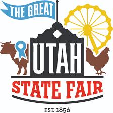 utah state fair logos