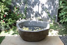 these are the most impressive natural stone bathtubs on the