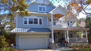 exterior design cozy exterior design with blue wooden siding by cozy exterior design with blue wooden siding by lp smartside panel plus white garage and gabled roof
