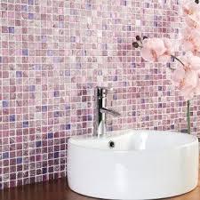 Glass Bathroom Tiles Ideas Colors Best 20 Mosaic Bathroom Ideas On Pinterest Bathrooms Family